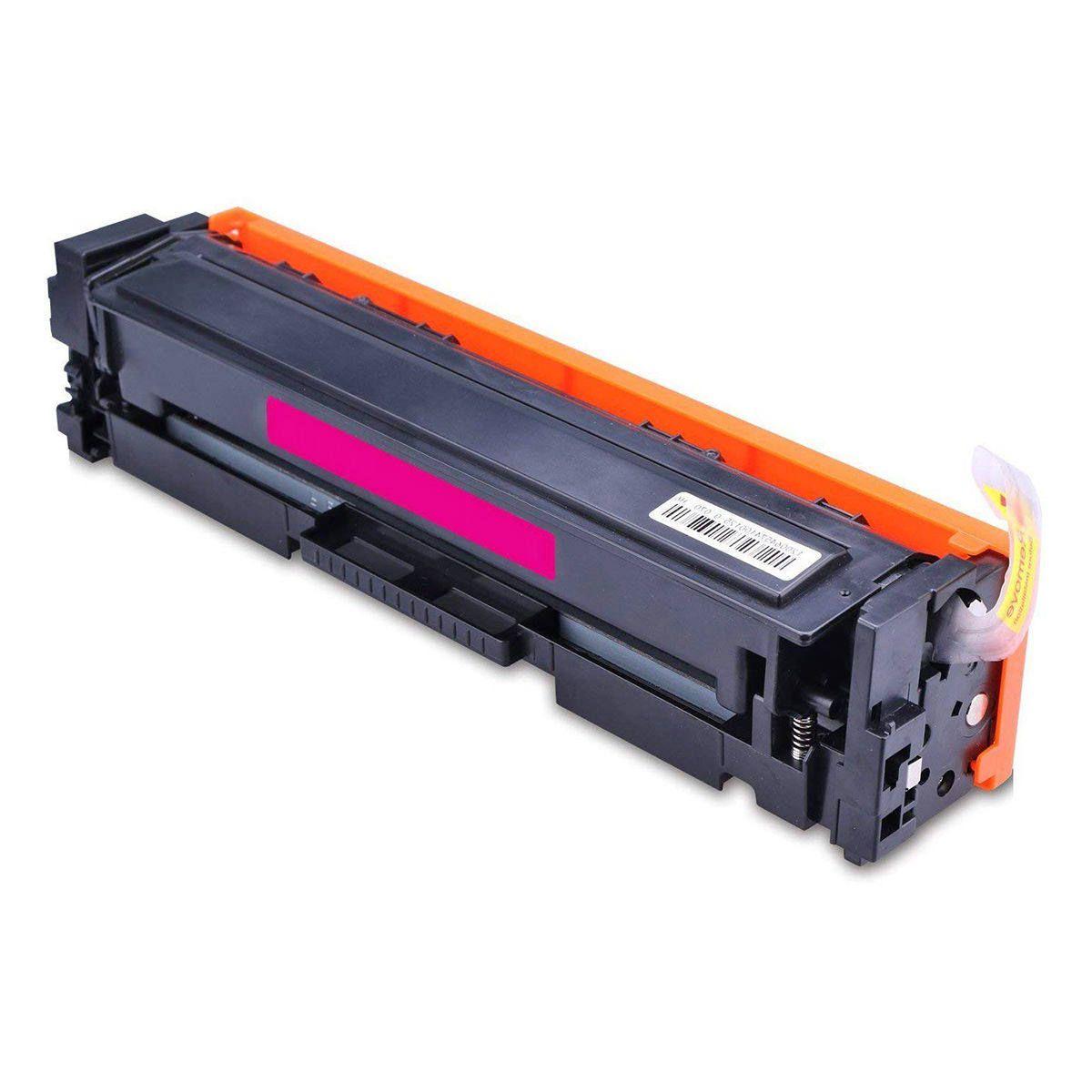 Compatível: Toner CF533A 205A para Impressora HP M181 M180 M154 M-180n M-180nw M-181fw M-154a M-154nw / Magenta / 900