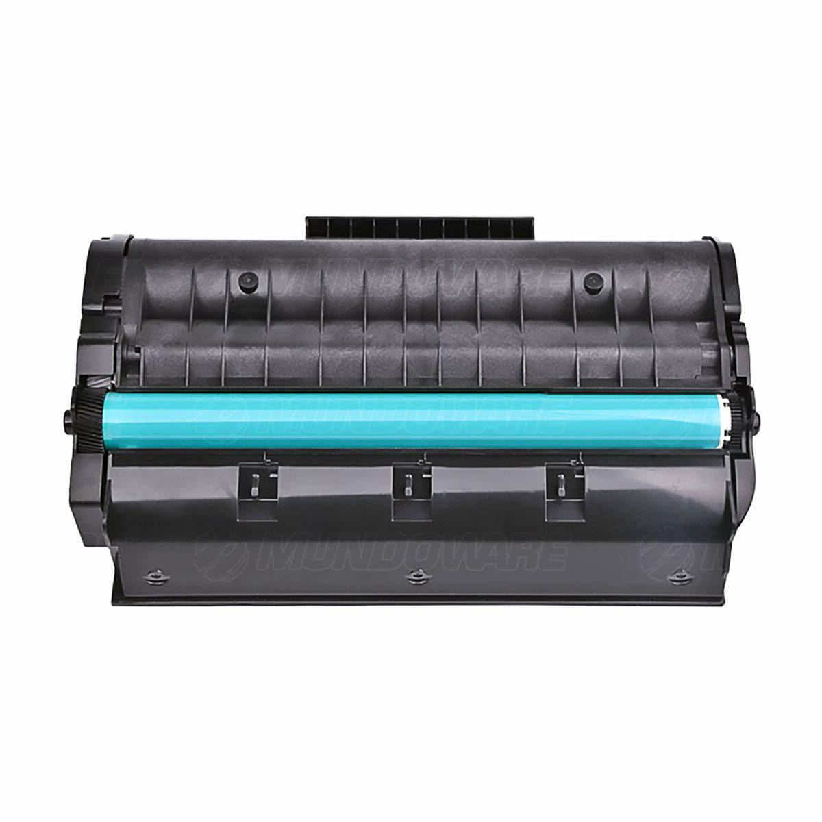 Compatível: Toner SP3710 para Ricoh SP-3710 SP-3710SF SP-3710DN SP-3710SFN SP3710SF SP3710DN SP3710SFN / Preto / 7.000