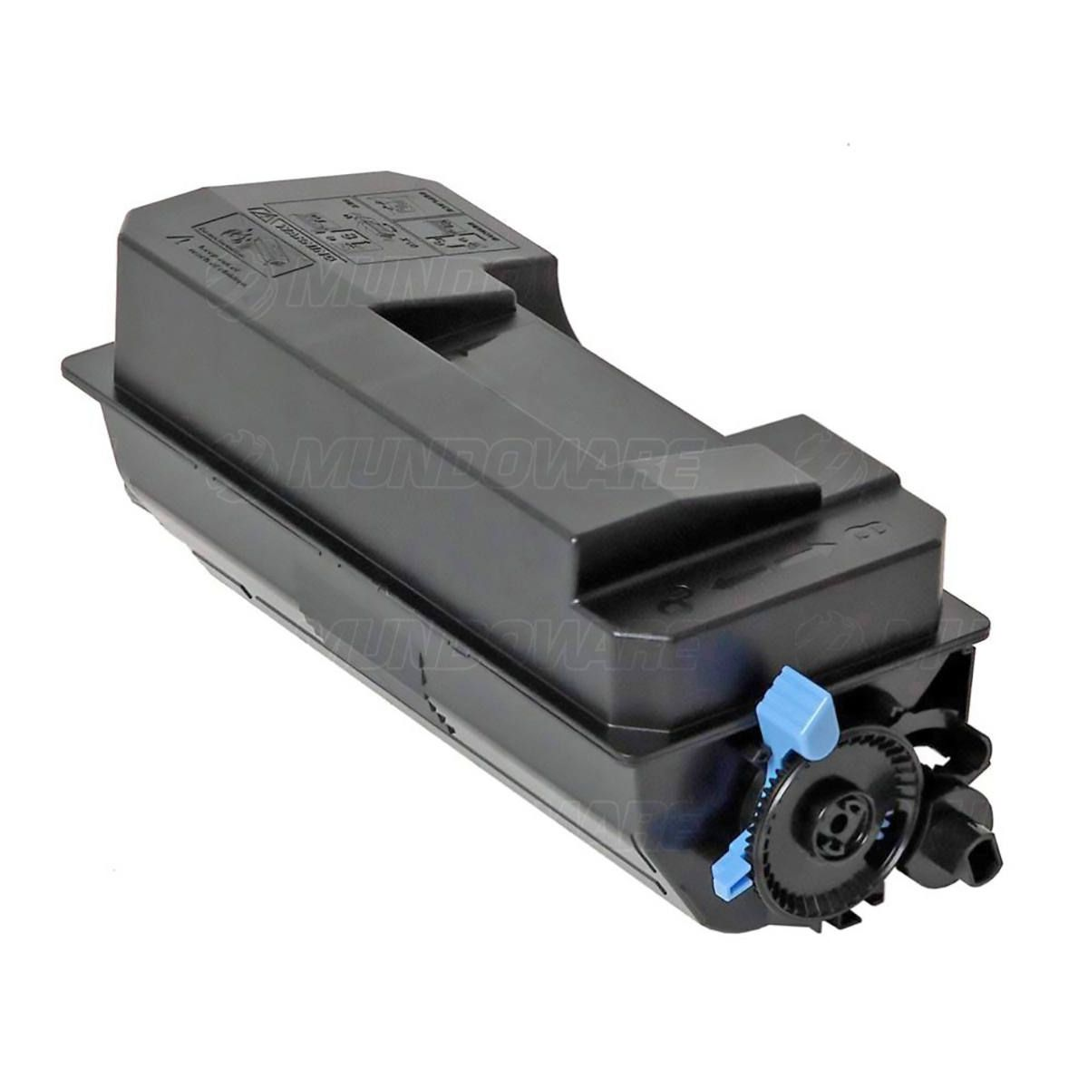 Compatível: Toner TK3122 TK-3122 para Impressora Kyocera FS4200 FS4200DN FS-4200 FS-4200DN / Preto / 21.000