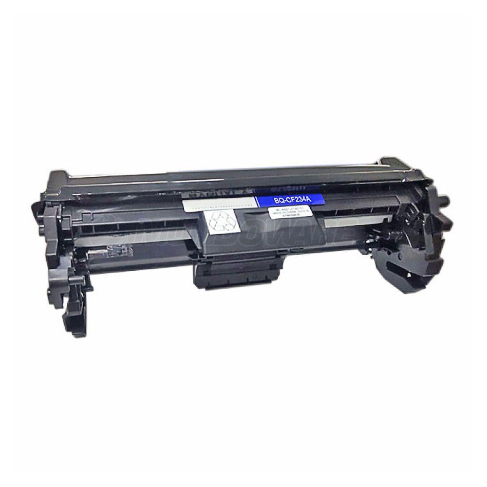 Compatível: Fotocondutor CF234A DR234 para Impressora HP M106w M134a mfp M134fn mfp M106 M134 / Preto / 9.200