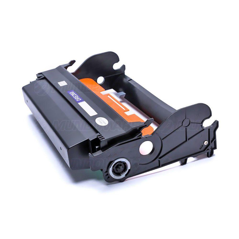 Compatível: Fotocondutor DRE260 E260X22G para Lexmark E260 E360 E460 E462 X264 X363 X364 X463 X464 X466 / Preto / 30.000