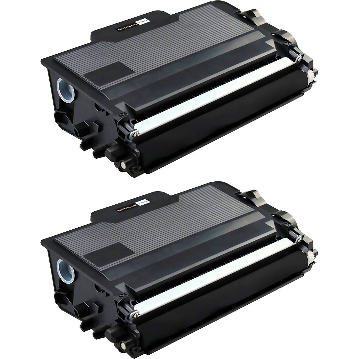 Compatível: Kit 2x Toner TN3492 TN890 para Brother MFC-L6902dw HL-L6402dw  L6902 L6402 6902dw 6402dw / Preto / 20.000