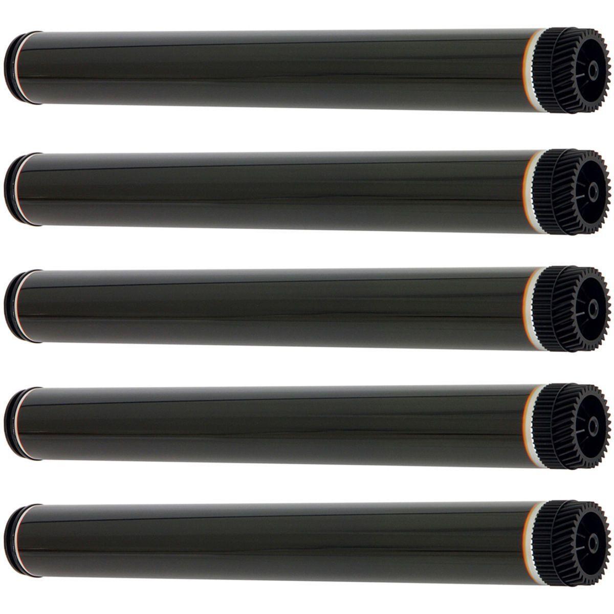kit 5x / Cilindro para Fotocondutor Brother DR660 / L2320 L2720 L2740 L2700 L2520 L2320D L2360DW L2360 / Preto / 10.000