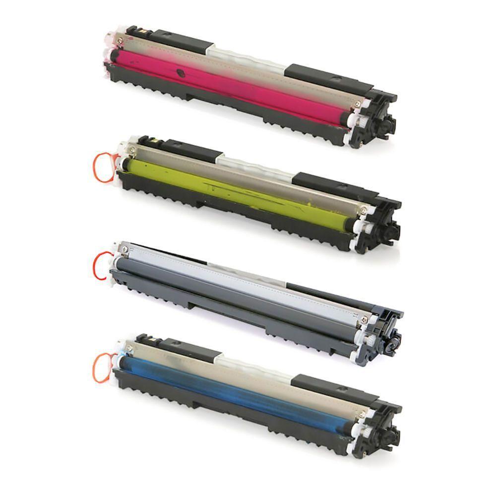 Compatível: Kit Colorido de Toner CF-350/351/352/353A para Impressora HP M275 M275A M275NW M275NW MFP 275NW