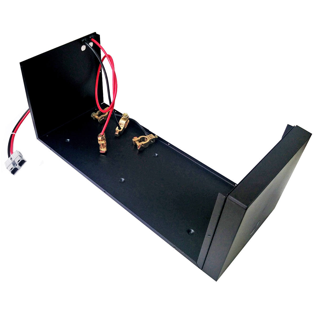 Módulo Externo para Nobreak 24V para 2 Baterias com Cabo para Conexão Integrado Ragtech MB 2 A40/27 8053 (Sem Baterias)