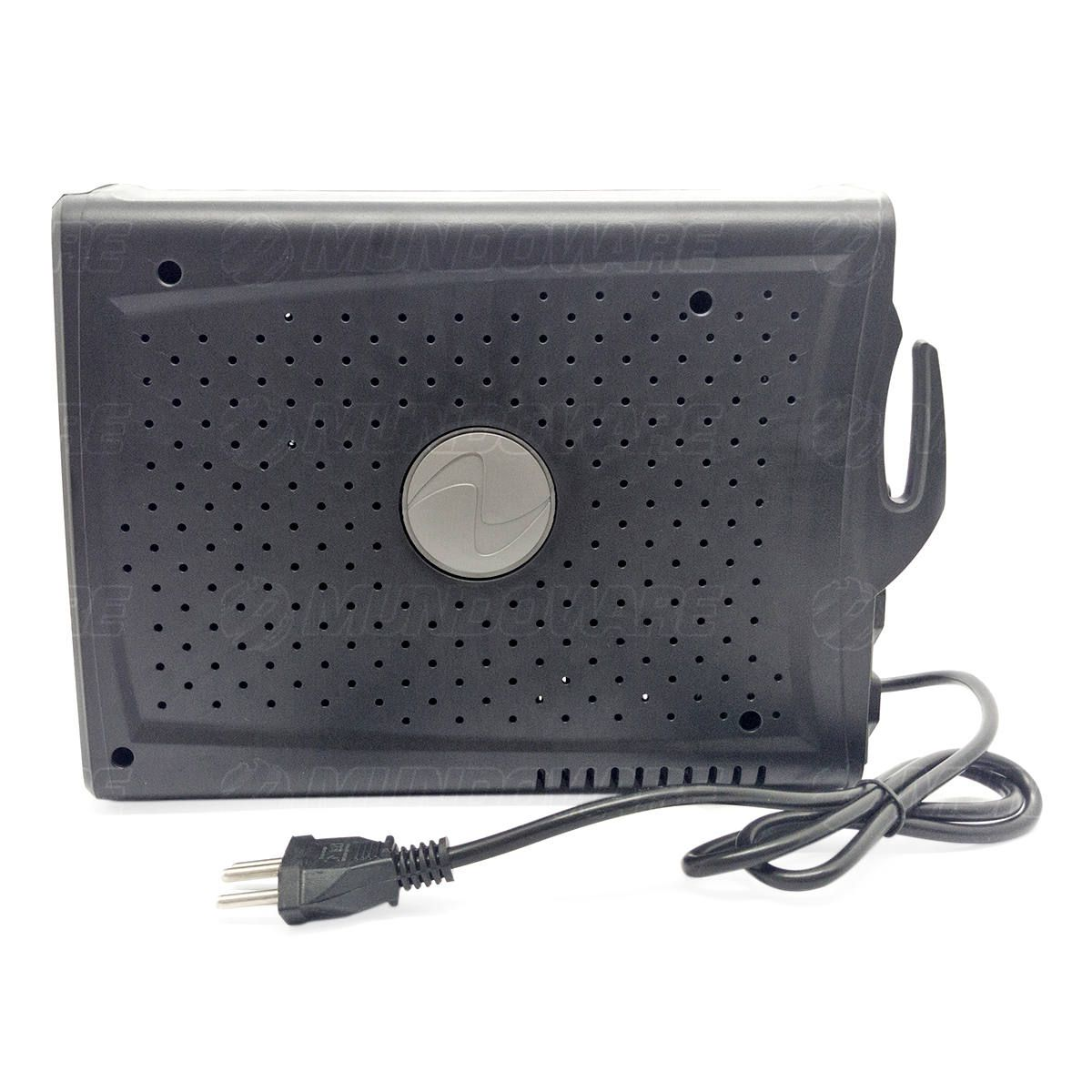 Nobreak 600VA 300W 6 Tomadas Troca Fácil de Bateria Bivolt PWM c/ Filtro e Estabilizador Ragtech Save Home STD-TI 4125