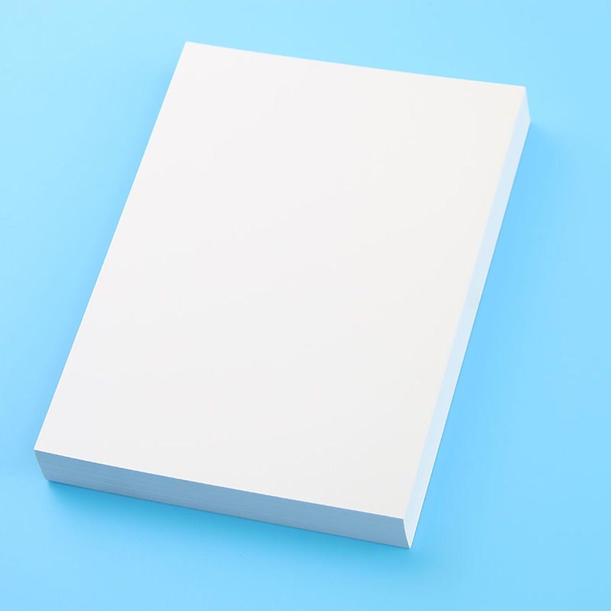 Papel Fotográfico 10x15 cm 265g Glossy Branco Brilhante Resistente à Água / 100 folhas