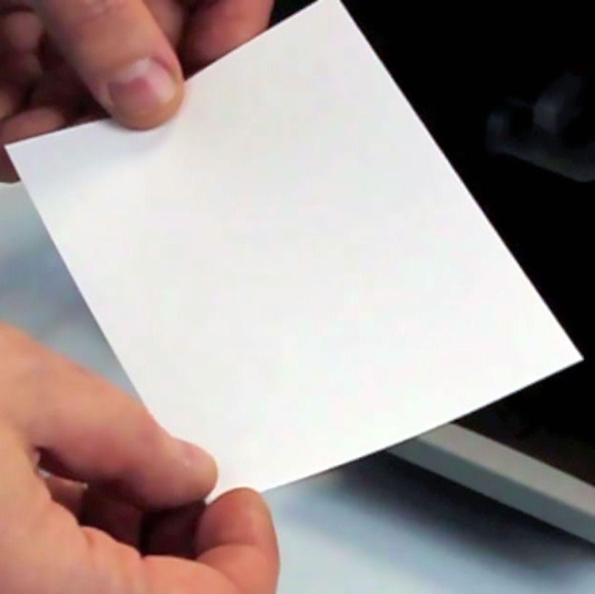 Papel Fotográfico 10x15 cm 265g Glossy Branco Brilhante Resistente à Água / 500 folhas