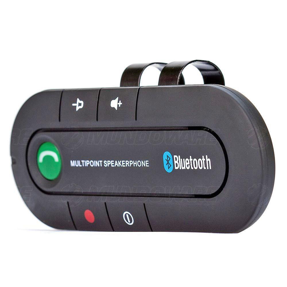 Receptor Viva-Voz Bluetooth Automotivo para Celular com Kit Transmissão Mãos Livres para Carro Pix-Link B08