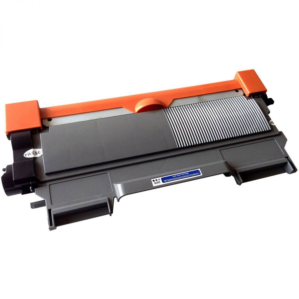 Compatível: Toner TN450 TN420 TN410 para Brother HL-2130 HL-2220 DCP-7055 7065 MFC-7360 7460 7860 / Preto / 2.600