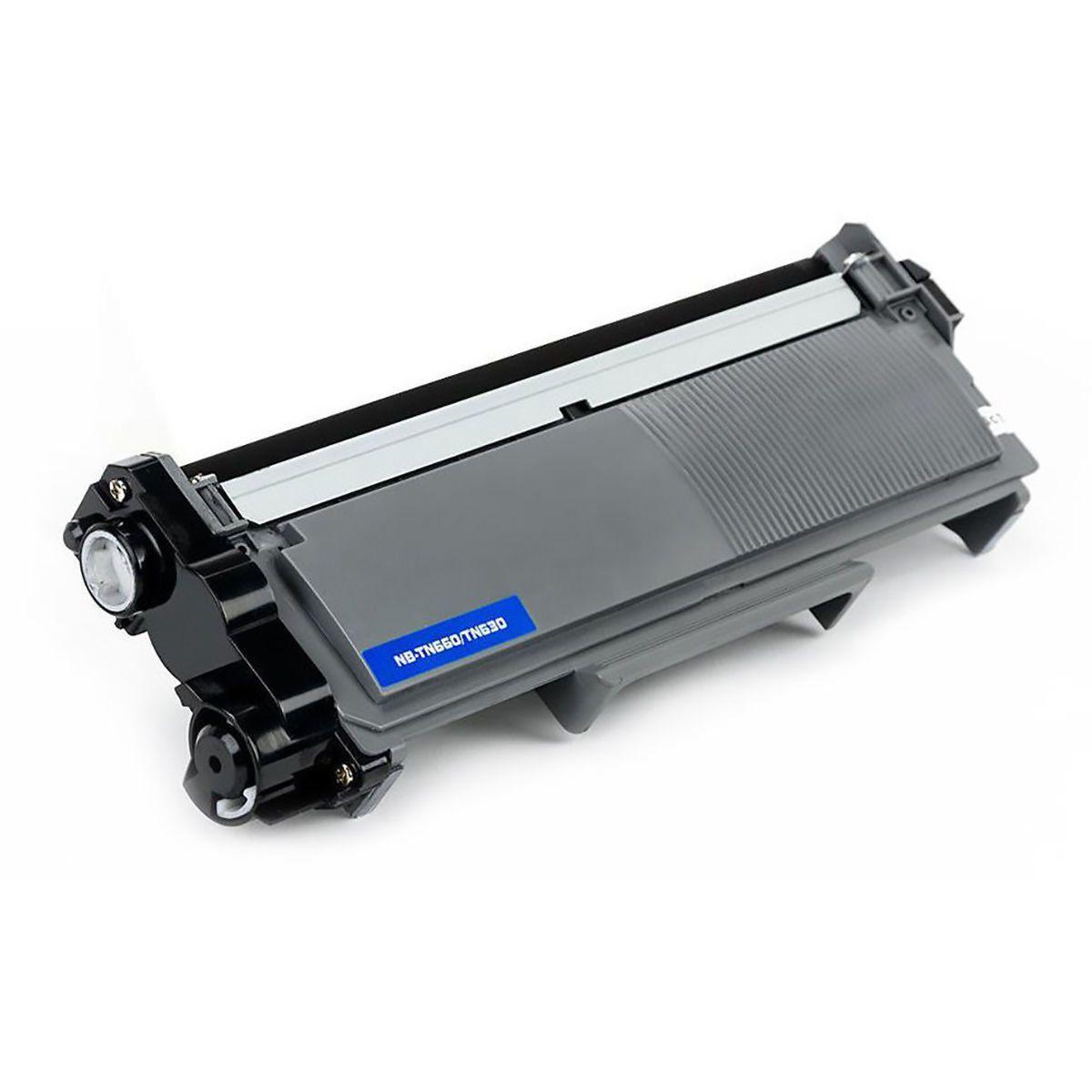 Compatível: Toner TN2340 TN2370 TN660 para Brother L2320 L2720 L2740 L2700 L2520 L2320d L2360dw L2540dw / Preto / 2.600