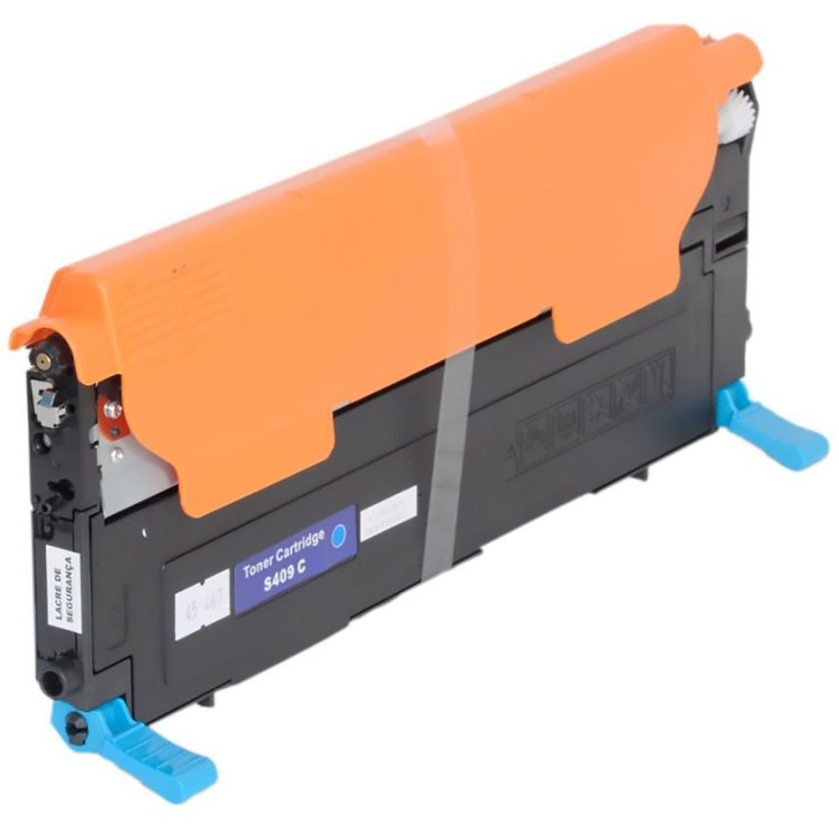 Compatível: Toner C409S CLT-409 para Samsung CLP315 CLP310 CLX3170 CLX3175 CLX3175fw CLP310n CLP315w / Ciano / 1.000