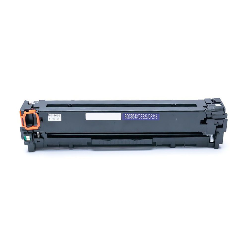 Compatível: Toner CB543A CE323A CF213A para HP CP1210 CM1415 CP1515 CP1525 CP1215 CM1312 M251 M276 / Magenta / 1.400