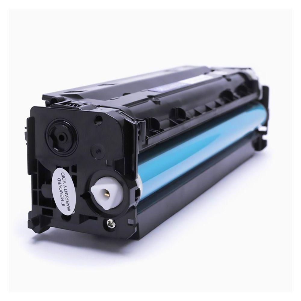Compatível: Toner 531A 411A 381A para HP CM-2320 CP-2025 CP-2024 CP-2026 M-451nw M-475nw M-476nw / Ciano / 2.800