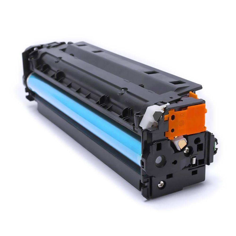 Compatível: Toner CC533A CE413A CF383A para HP CP2025dn CM2320nf M476nw M475dw M451dw M351 CP2027dn / Magenta / 2.800