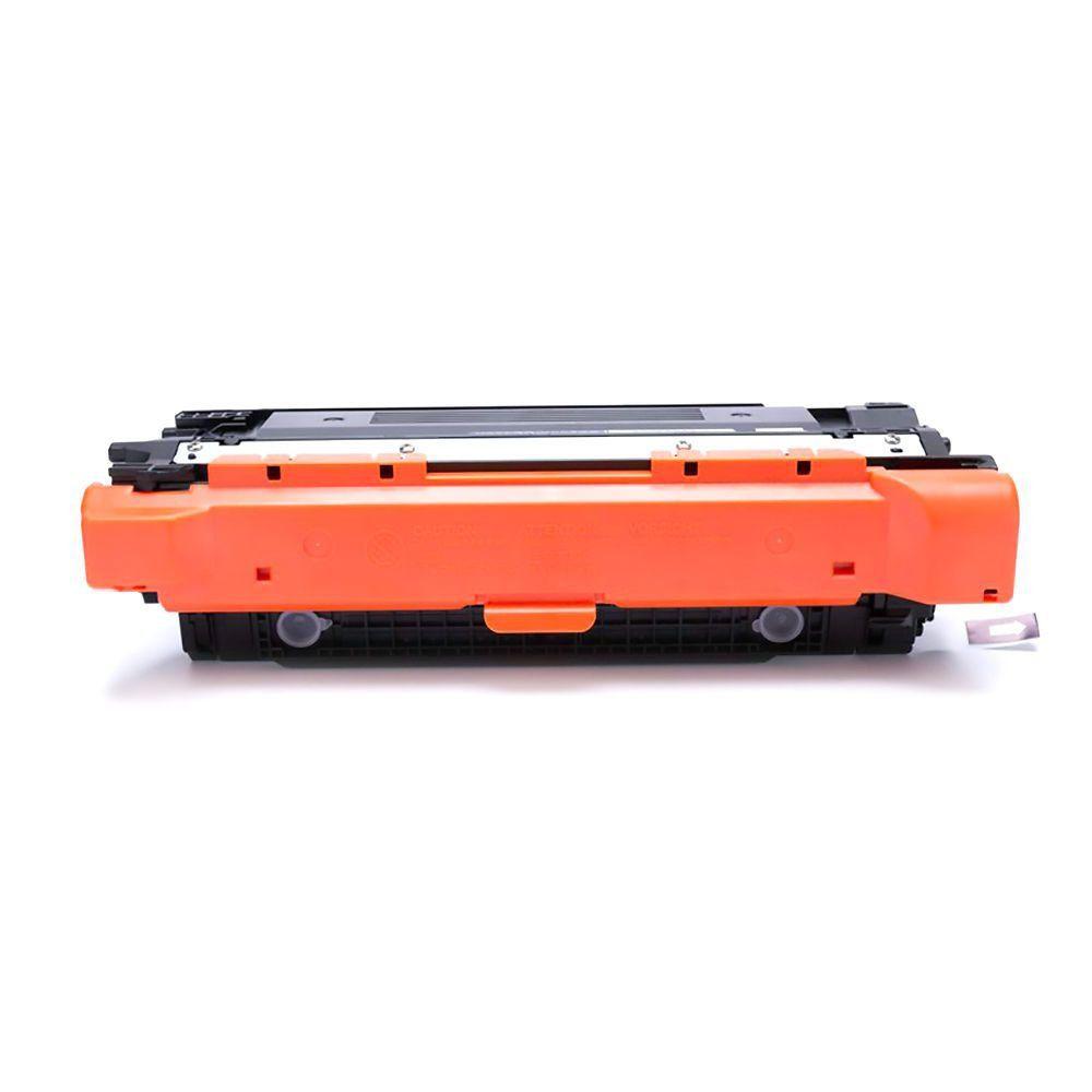 Compatível: Toner CE400A CE250A para HP M500 M551 M570 M575 M551dn M570dn M575f CP-3525dn CM-3530ts / Preto / 5.000