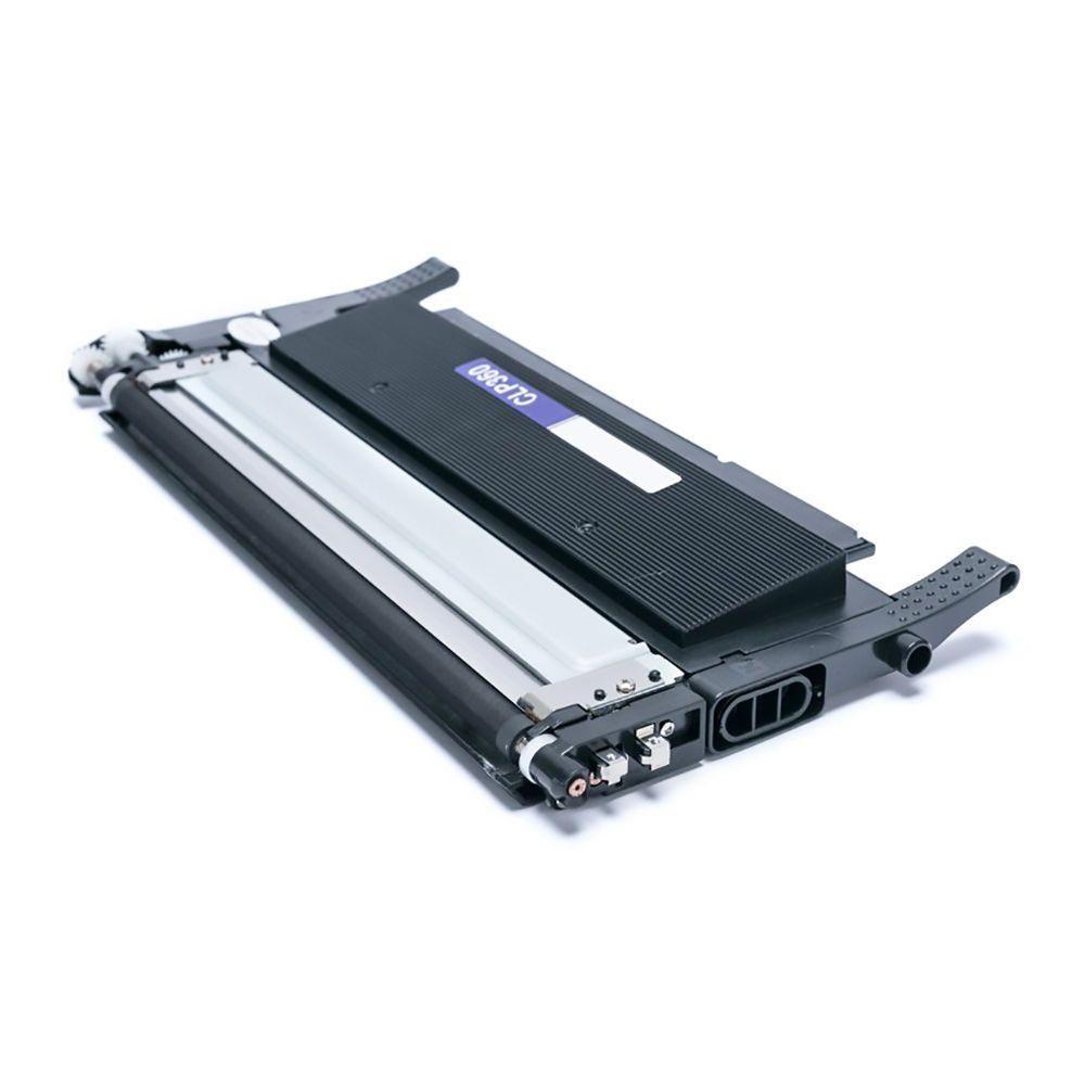 Compatível: Toner CLT-406 K406S para Samsung C460fw C410w CLP-365w CLX-3300 CLX-3305w CLX-3305fw / Preto / 1.500