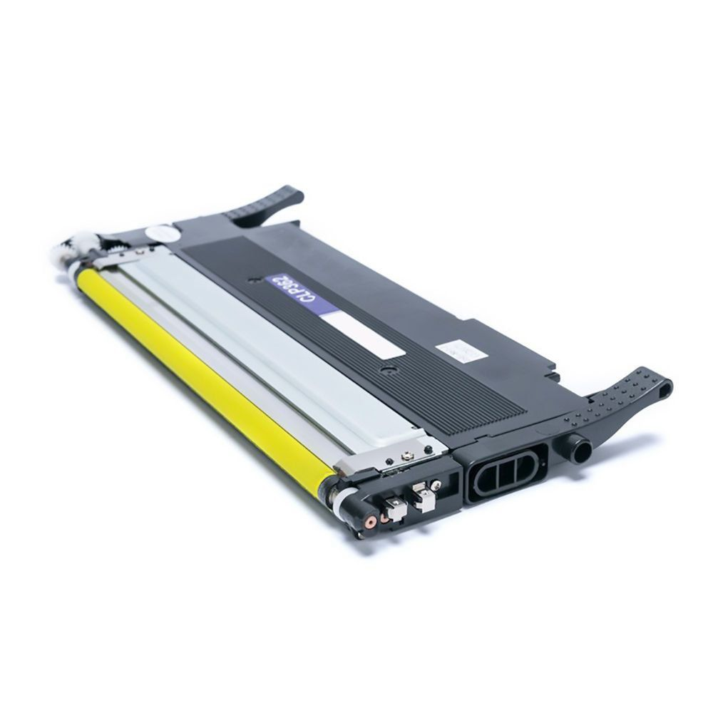 Compatível: Toner CLT-406 Y406S para Samsung CLP-360 CLP-365 CLP-365w C410w C460fw CLX-3300 CLX-3305 / Amarelo / 1.000