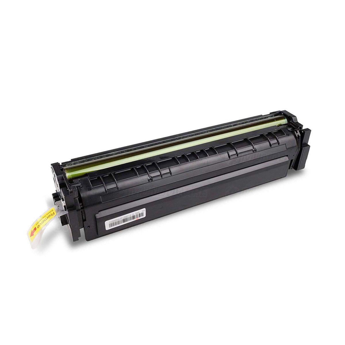 Compatível: Toner CF501A 501A para impressora HP M281nw M281fdn M281fdw M280nw M254dn M254dw M254nw / Ciano / 1.300