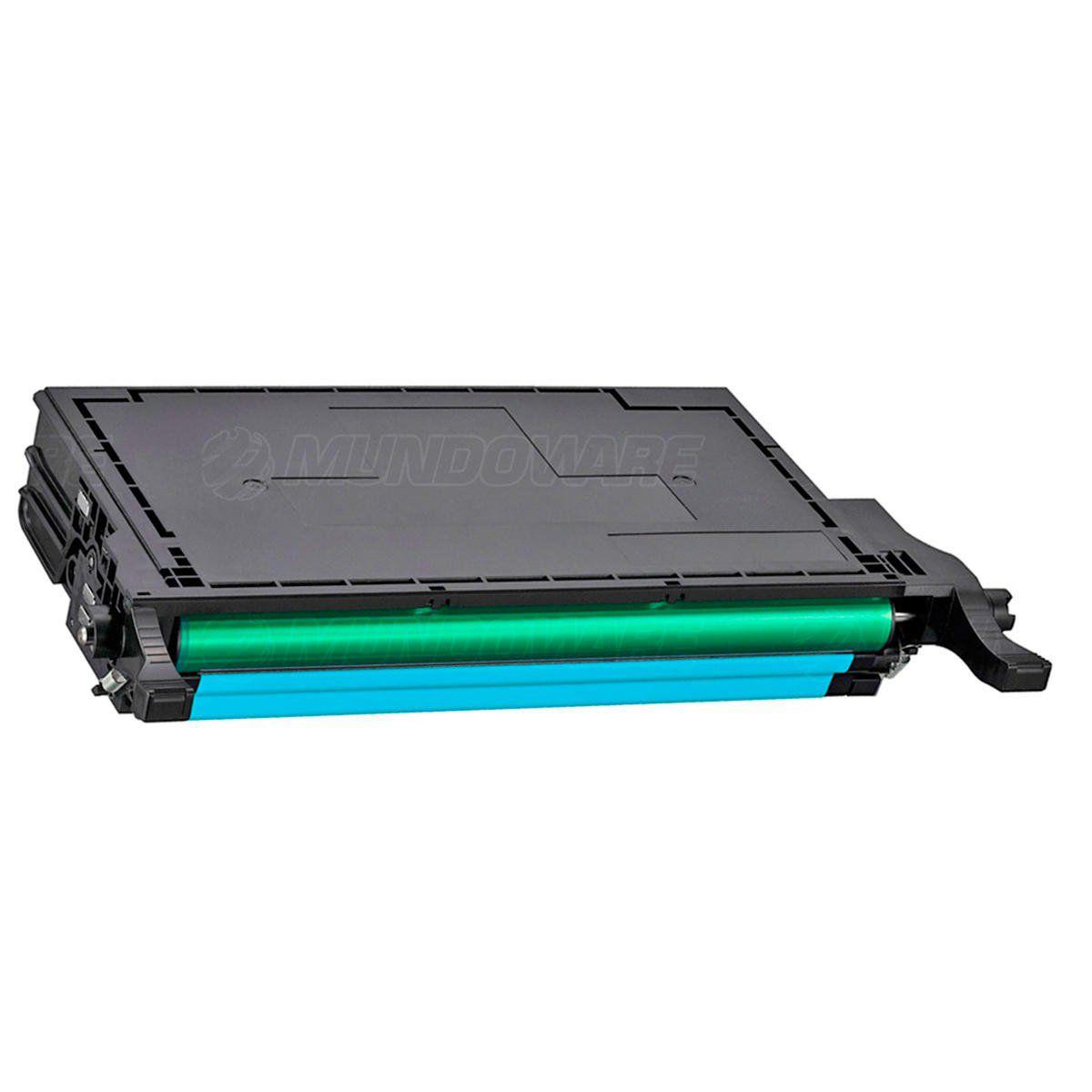 Compatível: Toner CLT-C609S 609S para Samsung CLP770 CLP775 CLP770nd CLP775nd CLP-770nd CLP-775nd / Ciano / 7.000