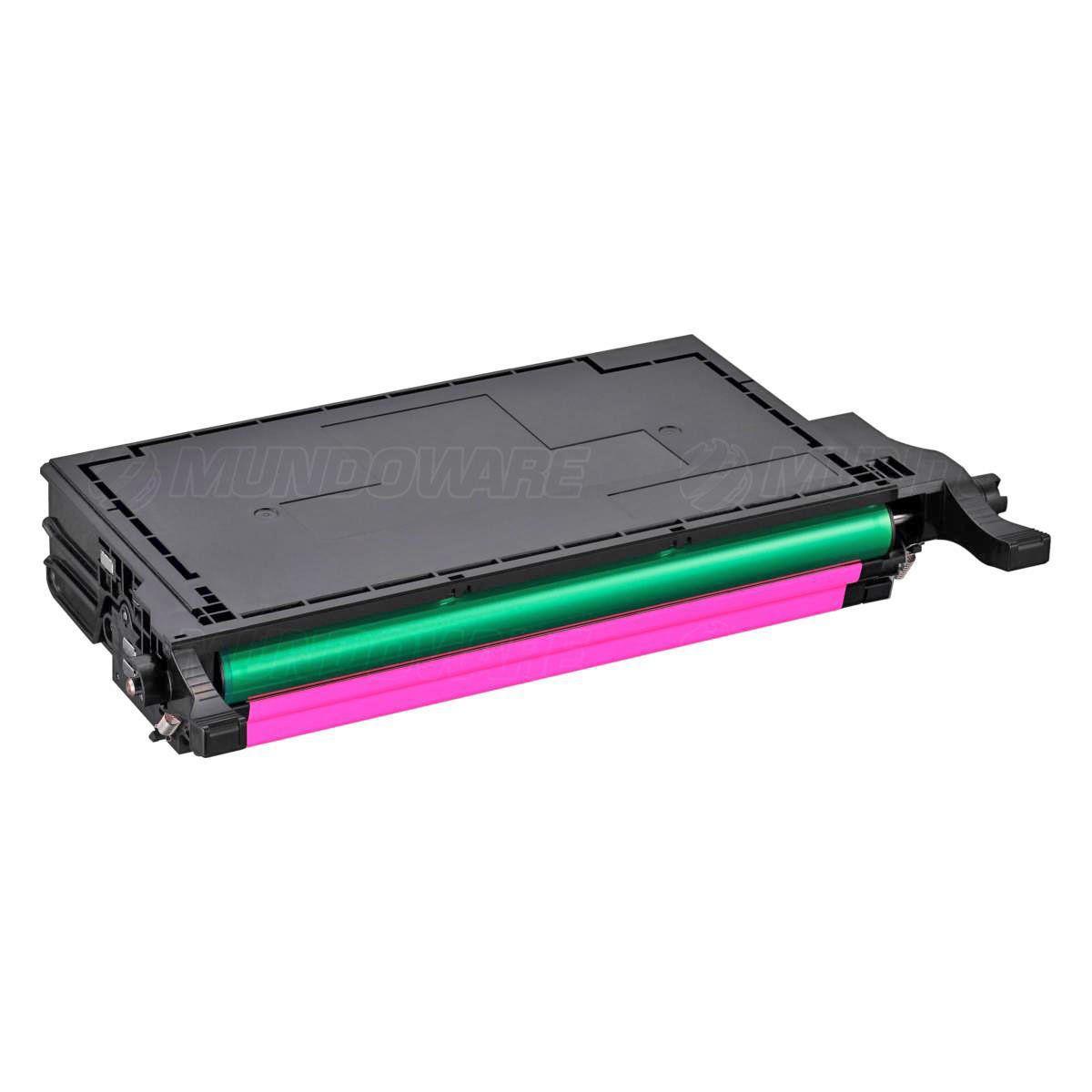 Compatível: Toner CLT-M609S 609S para Samsung CLP-770nd CLP-775nd CLP770 CLP775 CLP770nd CLP775nd / Magenta / 7.000