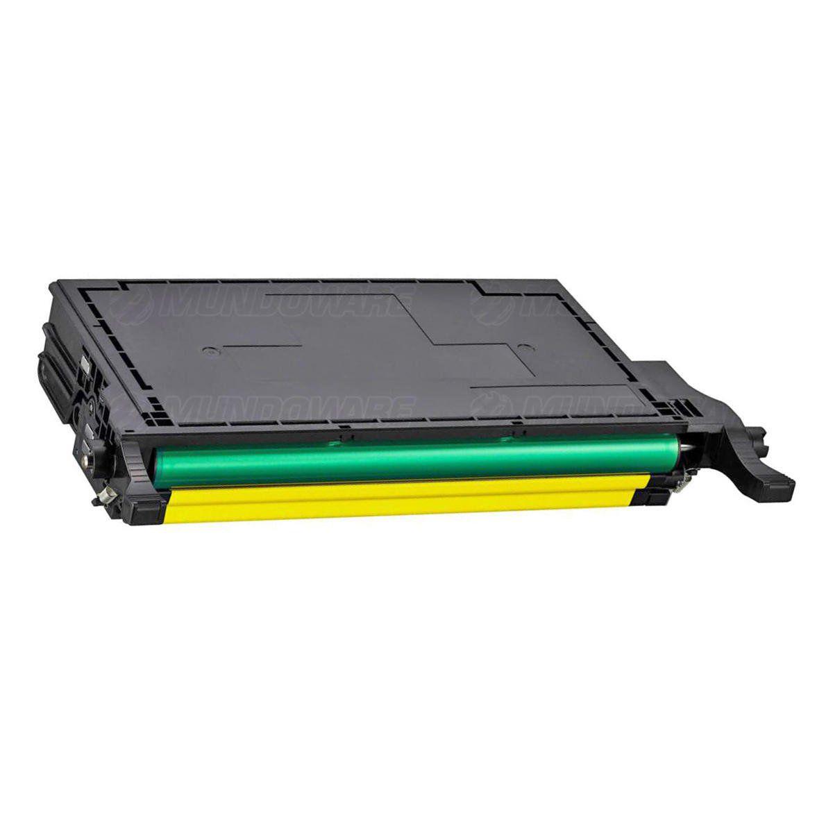 Compatível: Toner CLT-Y609S 609S para Samsung CLP-770 CLP-775 CLP-770nd CLP-775nd CLP770nd CLP775nd / Amarelo / 7.000