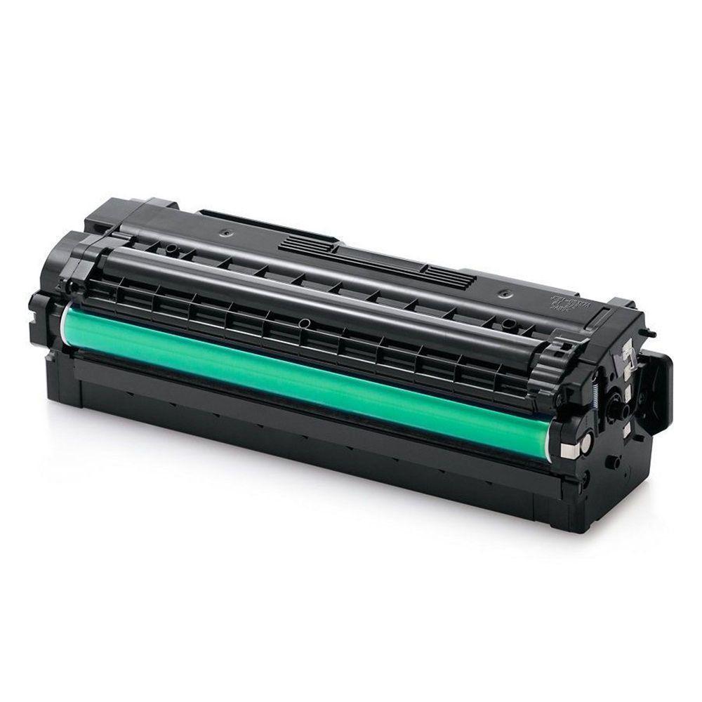 Compatível: Toner CLT-Y506L CLT506 para Samsung CLP-680 CLX-6260 CLP-680nd CLX-6260nd CLP680 CLX6260 / Amarelo / 3.500