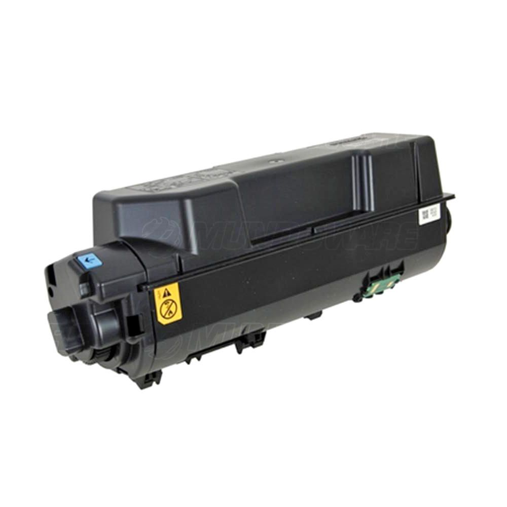 Compatível: Toner TK1162 TK-1162 para Impressora Kyocera Ecosys P2040dw P2040 P-2040dw P-2040 / Preto / 7.200