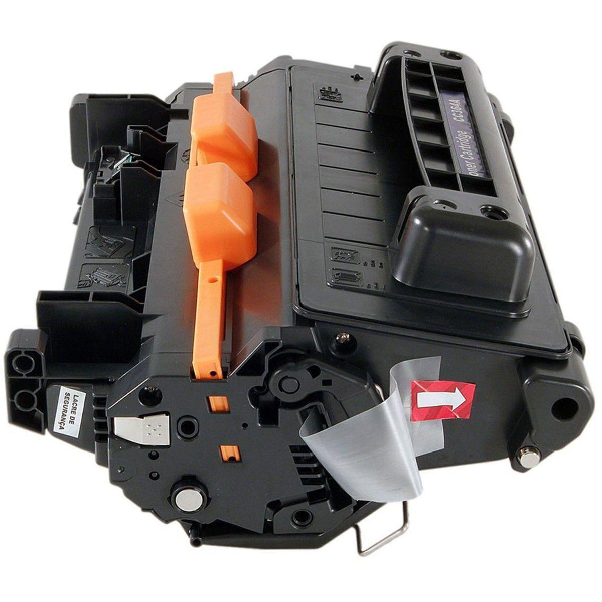 Compatível: Toner CC364A 364A para HP P4014 P4014n P4014dn P4015 P4015dn P4515 P4515n P4515dn P4515x / Preto / 10.000