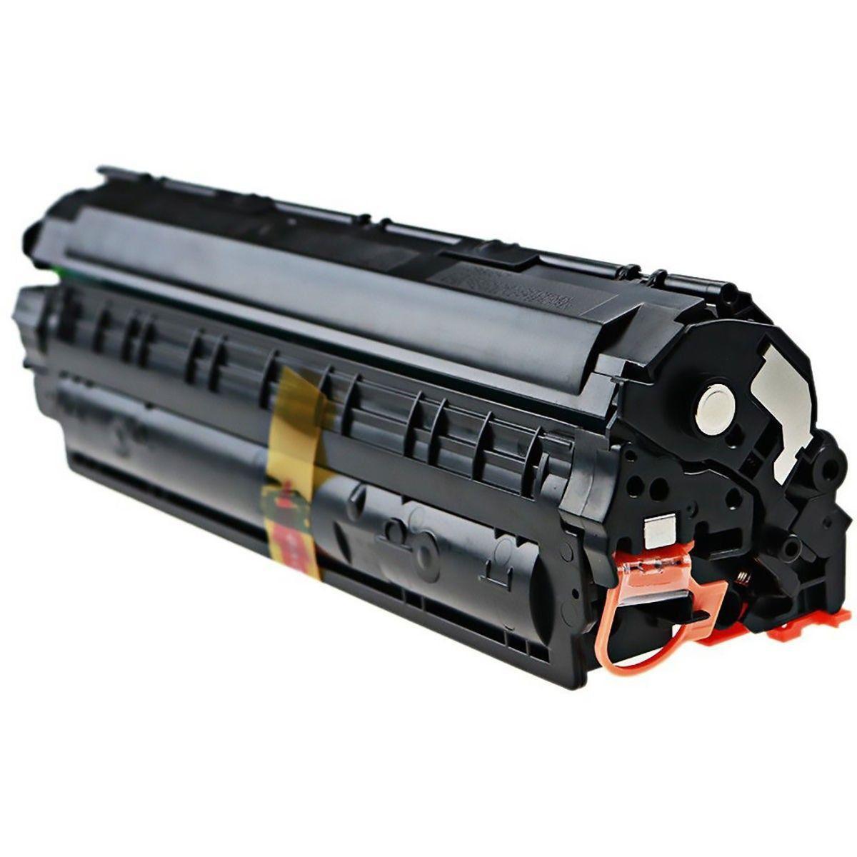 Compatível: Toner CE285A 85A para HP P1102 P1102w P1109 P1109w M1130 M1132 M1210 M1212 M1212nf M1217fw / Preto / 1.800