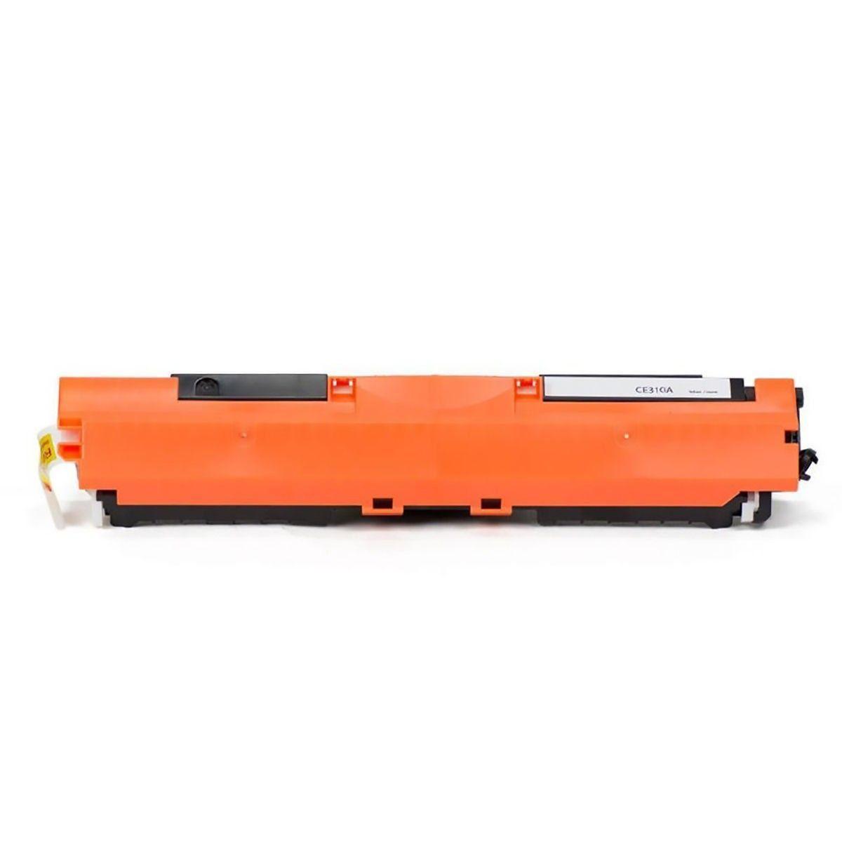 Compatível: Toner CE310A CF350A para HP M175a M175nw M176 M177fw M275nw CP1020 CP1025 CP1025nw 177fw / Preto / 1.200