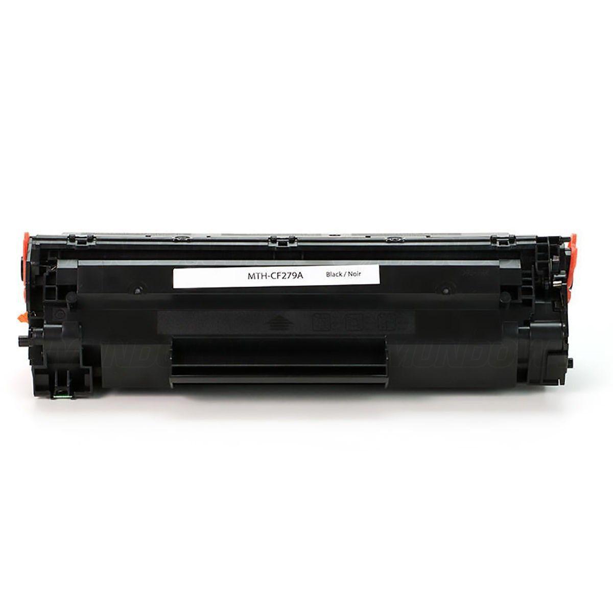 Compatível: Toner CF279A 279A para Impressora HP M12a M12w M12 M26a M26nw M26 M-12a 26a M-12w 26nw / Preto / 1.000