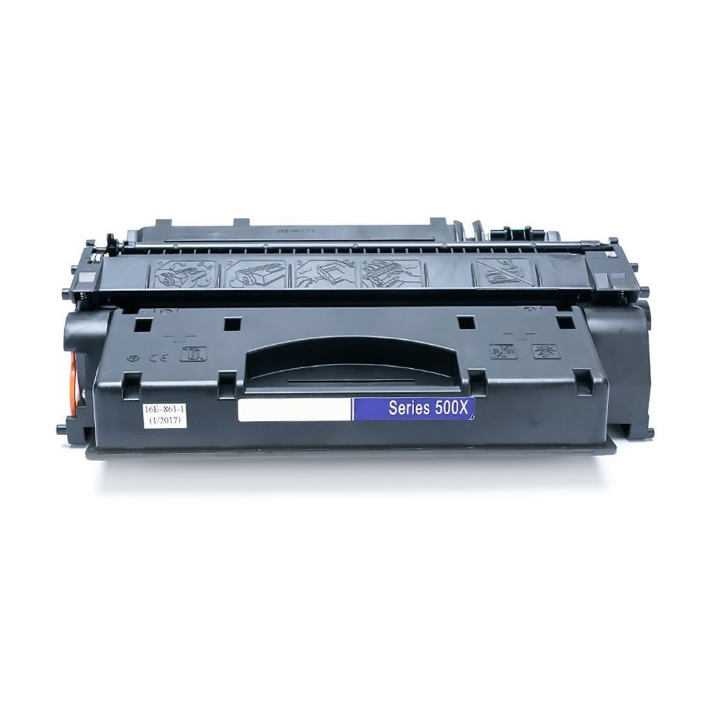 Compatível: Toner CF280X CE505X 280X 505X para HP M401a M401n M401dn M425 M425dn M425dw P2055 P2055dn / Preto / 6.500