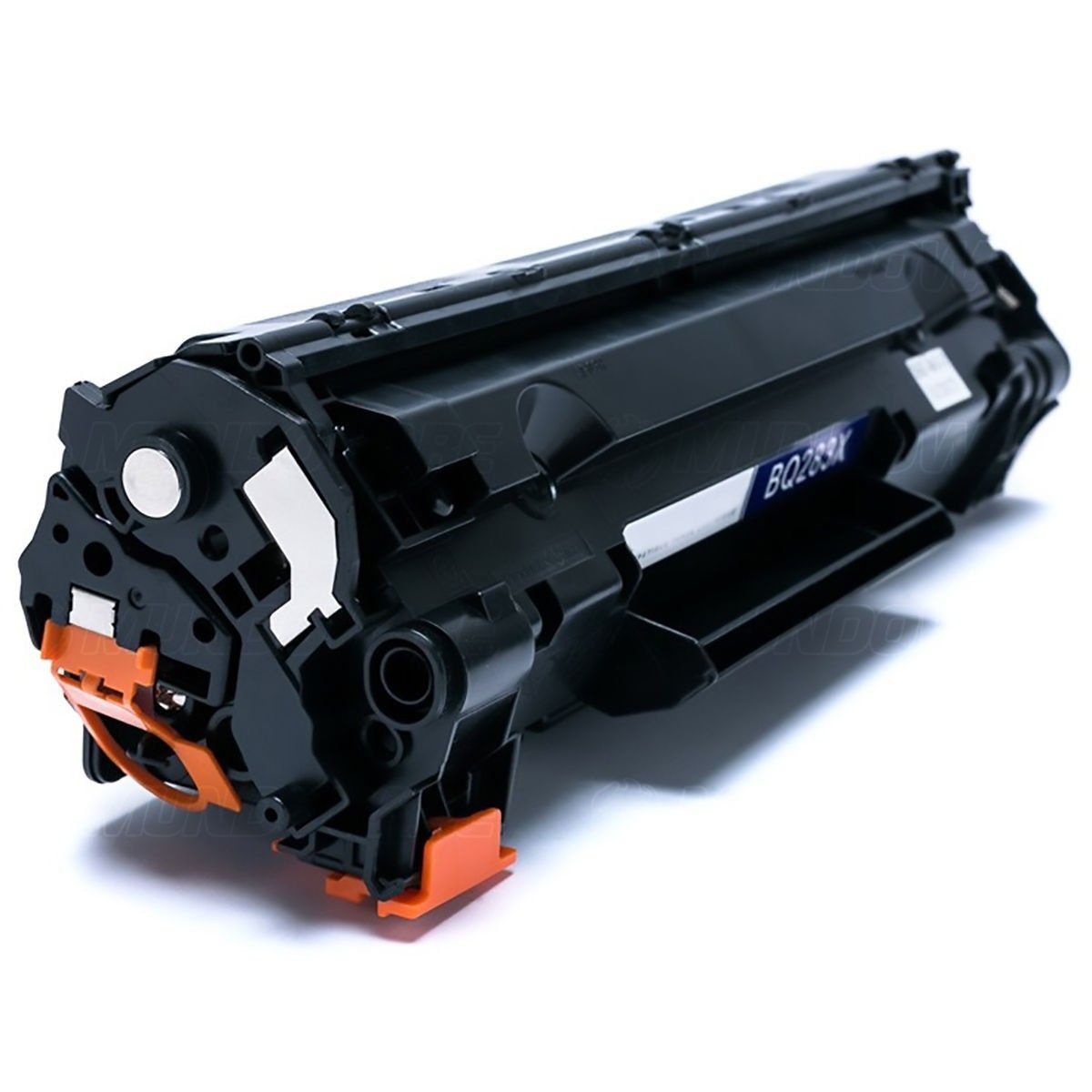 Compatível: Toner CF283X 283X 83X para HP M201n M201dw M225dn M225dw M226  M127fw M128fn / Preto / 2 500