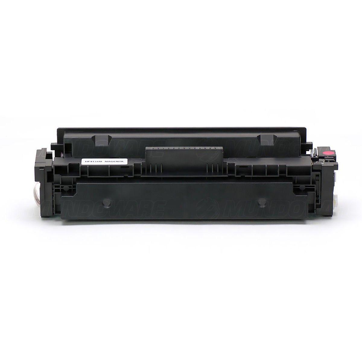 Compatível: Toner CF413X 413X para Impressora HP M477 M452 M477fdn M452dw M477fnw M452nw / Magenta / 5.000