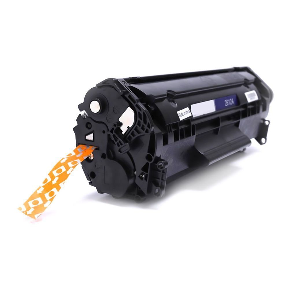 Compatível: Toner Q2612A 12A para HP 1010 1012 1015 1020 1022 1022n 1022nw 3020 3050n 3052 M1005 M1319f / Preto / 2.000