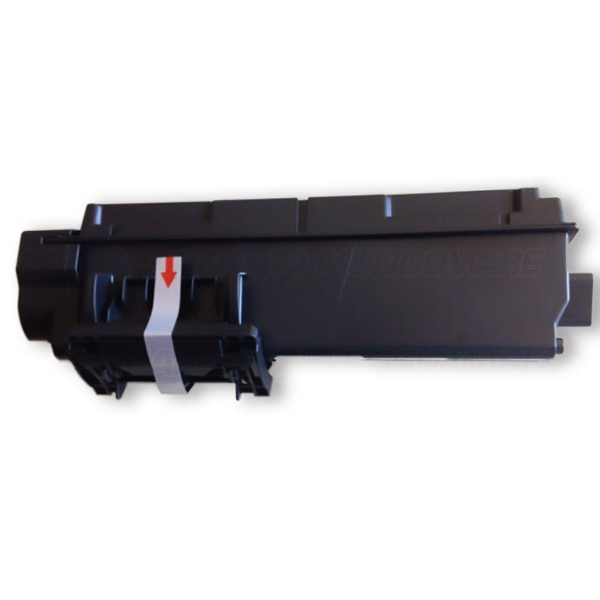 Compatível: Toner TK1175 TK1172 para Kyocera Ecosys M2040 M2540 M2640 M2040dn M2540dn M2640idw / Preto / 12.000