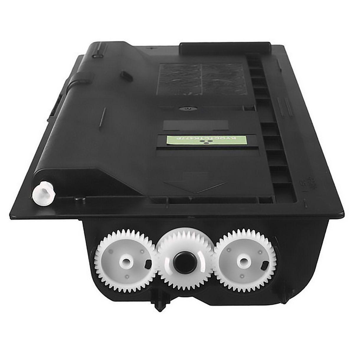 Compatível: Toner TK477 TK-477 para Kyocera Taskalfa-255 Taskalfa-255b TK305 FS-6530mfp FS6525 FS6530 / Preto / 15.000
