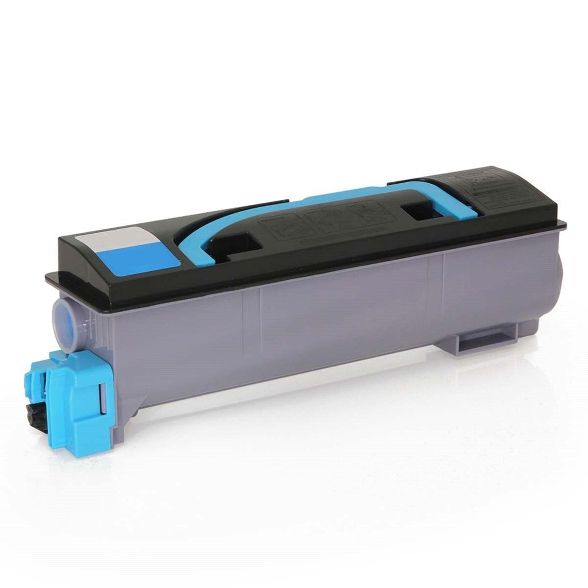 Compatível: Toner TK-562C TK562 para Kyocera FSC5300 FSC5350 FSC5300dn FSC5350dn 5300 5350 5300dn / Ciano / 10.000