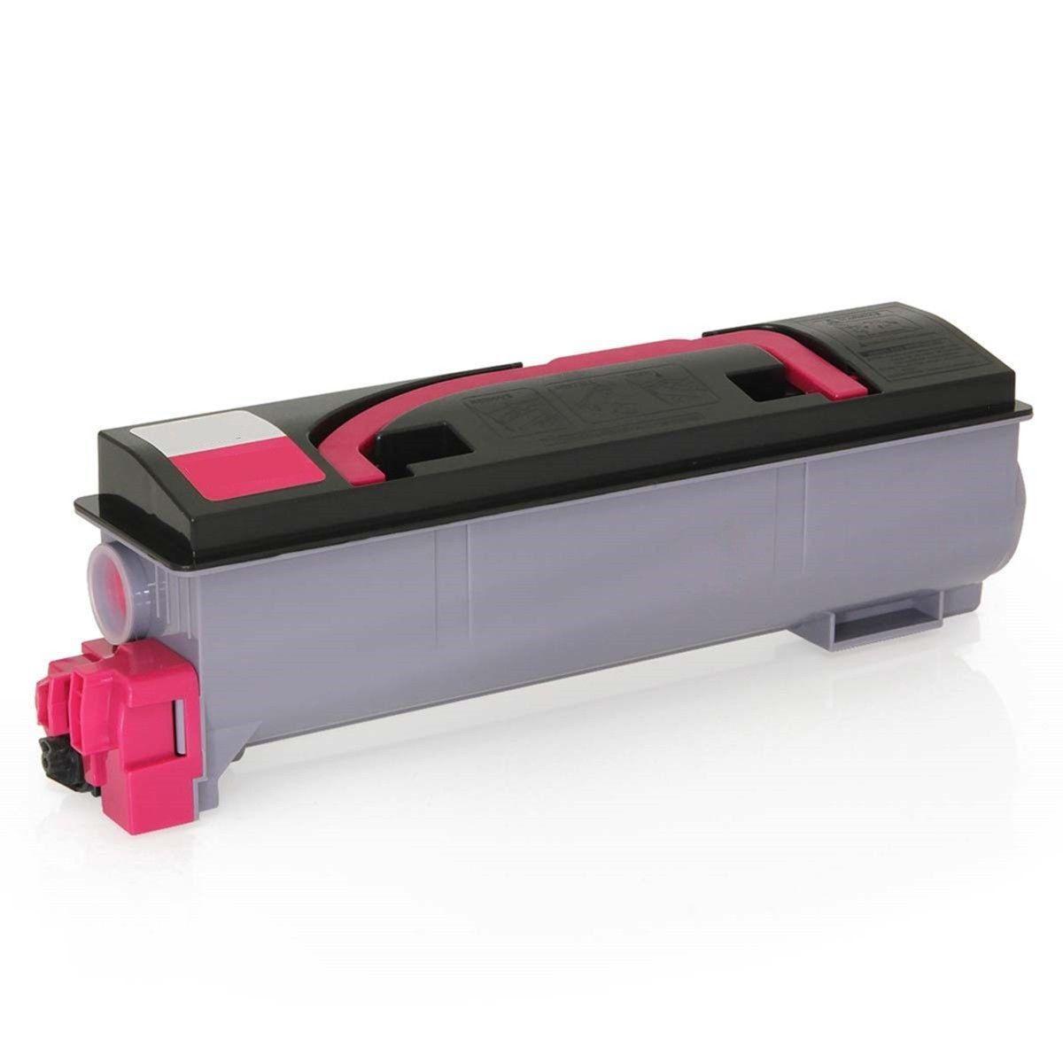Compatível: Toner TK-562M TK562 para Kyocera C5300 C5350 C5300dn C5350dn FSC5300 FSC5350 FSC5300dn / Magenta / 10.000