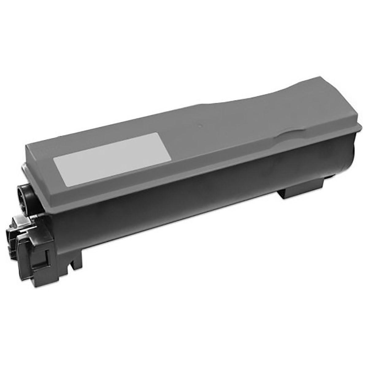 Compatível: Toner TK-582K TK582 para Kyocera P6021cdn P6021 FS-C5150dn FS-C5150 FSC5150dn P-6021cdn / Preto / 3.500