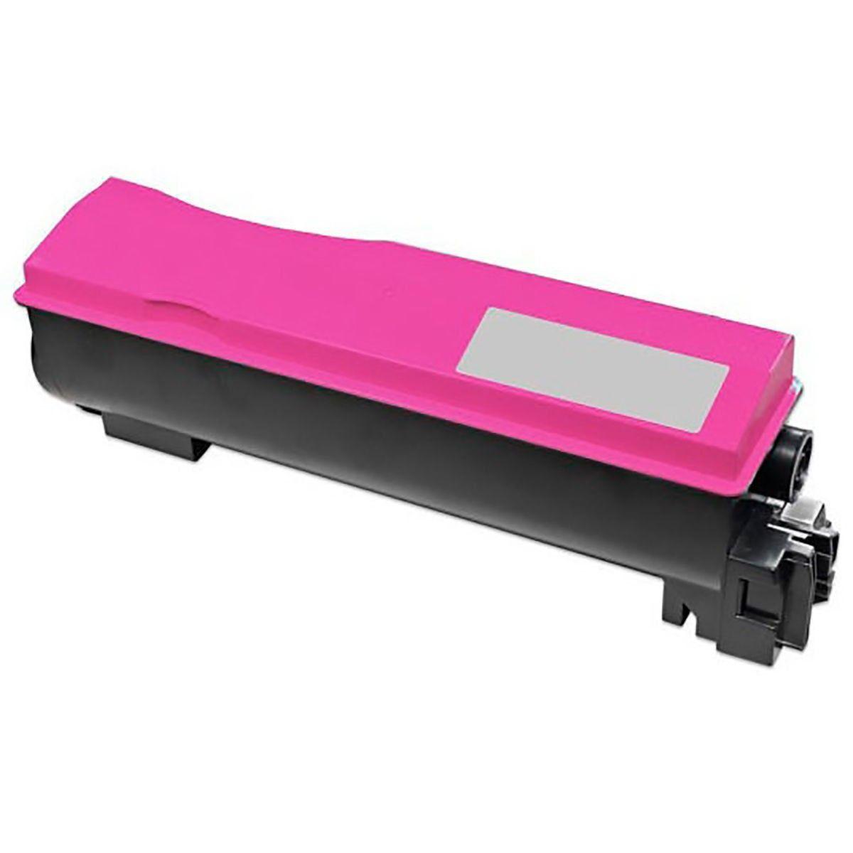Compatível: Toner TK-582M TK582 para Kyocera FS-C5150dn FS-C5150 FSC5150dn FSC5150 P6021cdn P6021 / Magenta / 2.800
