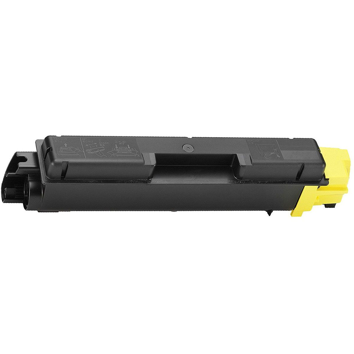 toner compat vel tk 582 amarelo para kyocera fs c5150dn. Black Bedroom Furniture Sets. Home Design Ideas