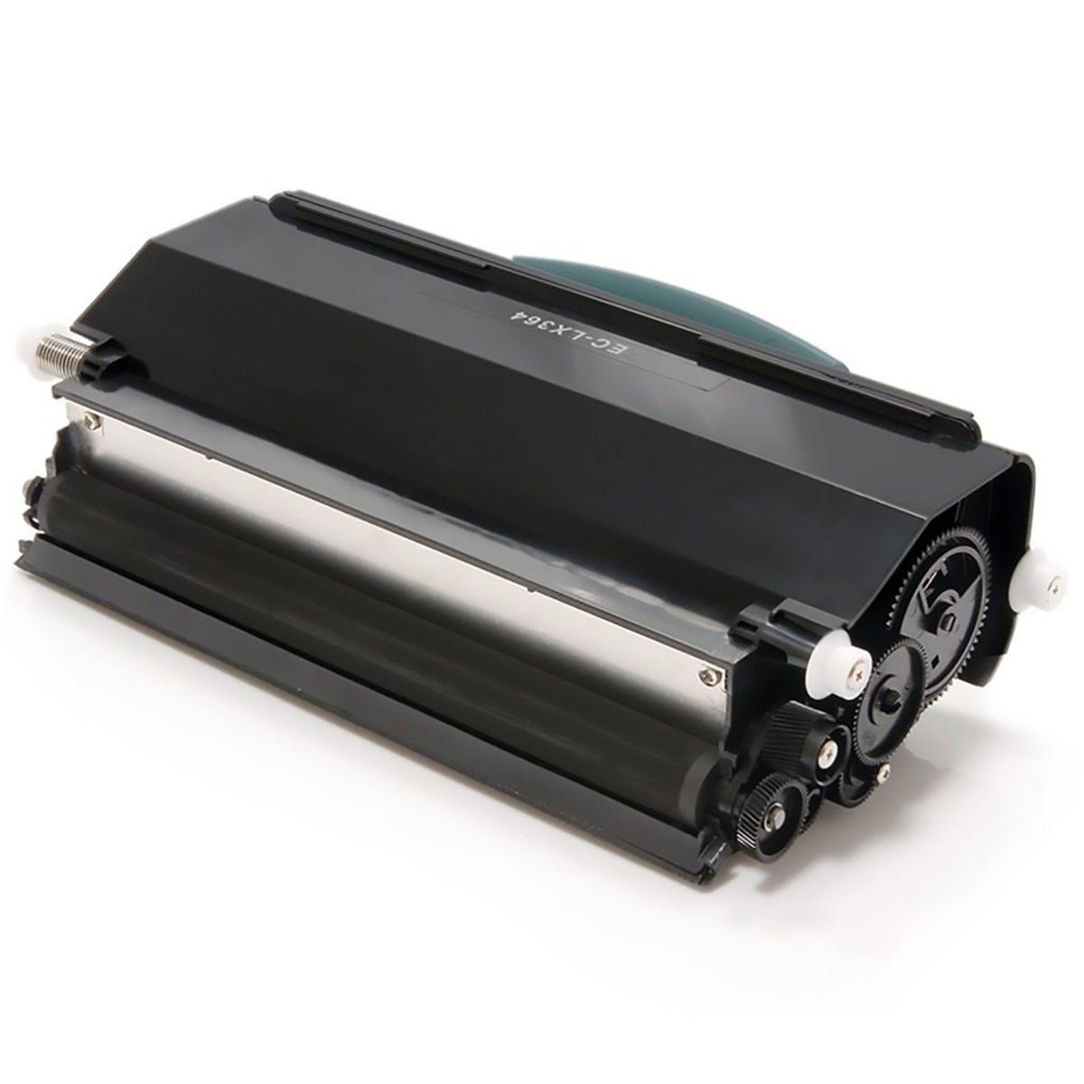 Compatível: Toner X264 para Lexmark X264dn X363 X363dn X363dw X364 X364dn X364dw 264dn 363dw 364dw / Preto / 9.000