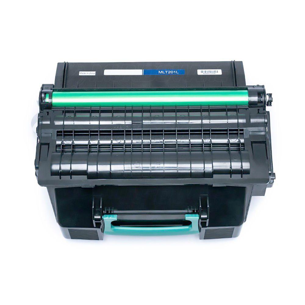 Compatível: Toner MLT-D201L 201L para Impressora Samsung M4080fx M4080 M-4080fx M-4080 / Preto / 20.000