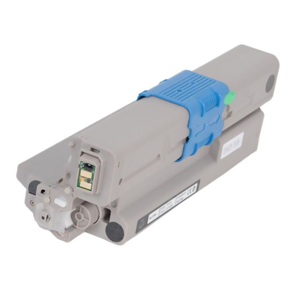 Compatível: Toner C330 C530 para Okidata MC561 MC361 C530dn C330dn C310n MC361dn MC362 CE310dn MC562w / Preto / 3.500