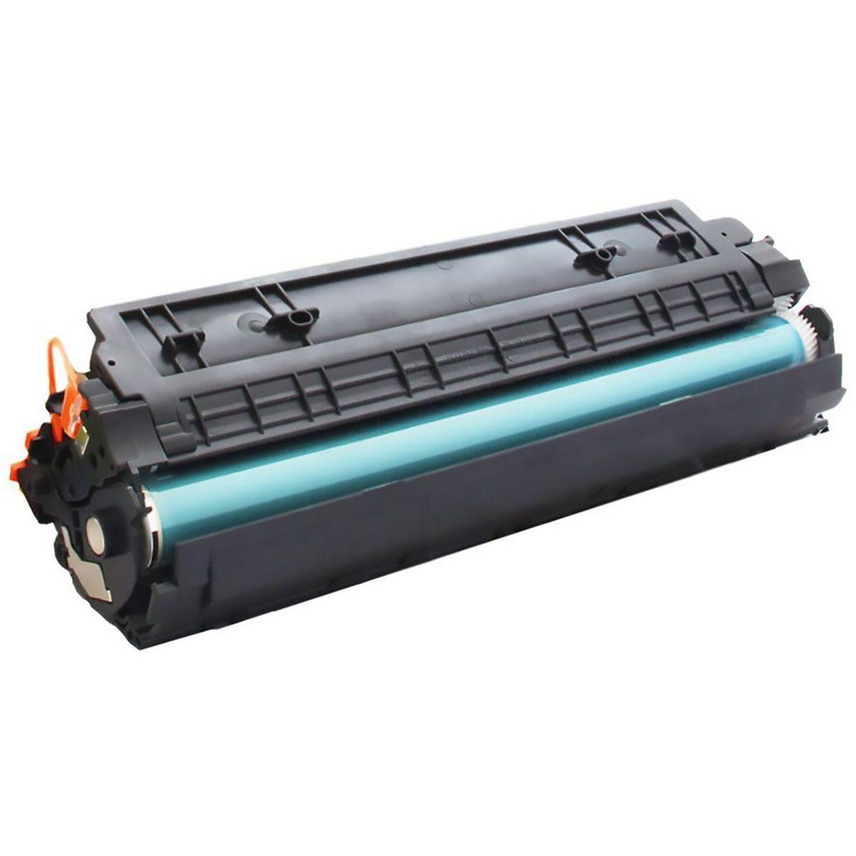 Compatível: Toner para impressora HP P1102w P1102 P 1102w P 1102 / Preto / 1.800