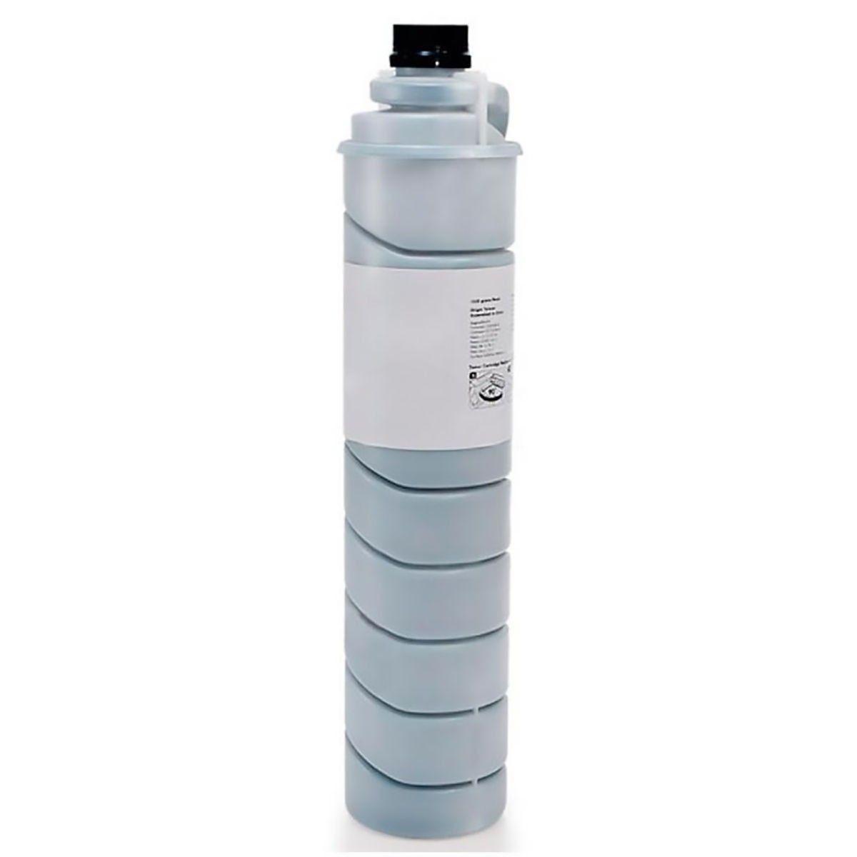 Compatível: Toner 6110D 6210D para Ricoh 1060 1070 1075 2060 2075 MP5500 MP6000 MP6500 MP7000 MP8000 / Preto / 43.000