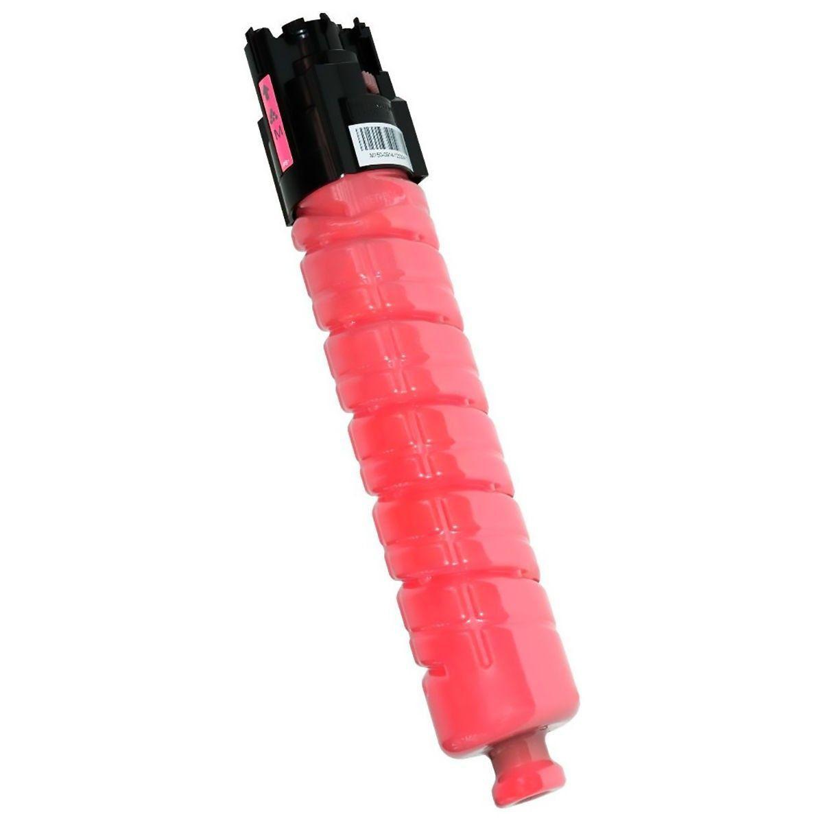 Compatível: Toner C430M para Ricoh Aficio SPC430 C431 C430dn C440dn SPC430 SPC431 SPC430dn SPC431dn / Magenta / 21.000