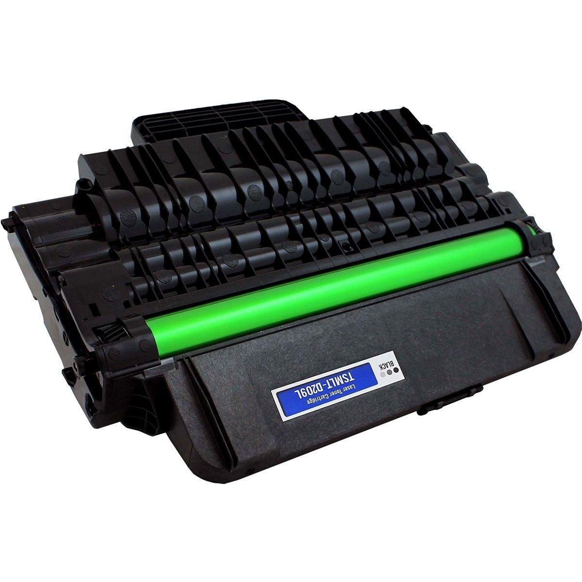 Compatível: Toner D209 D209L para Samsung SCX4828 SCX4828fn SCX4824 SCX4826 ML-2855 SCX-4828 4828fn / Preto / 5.000